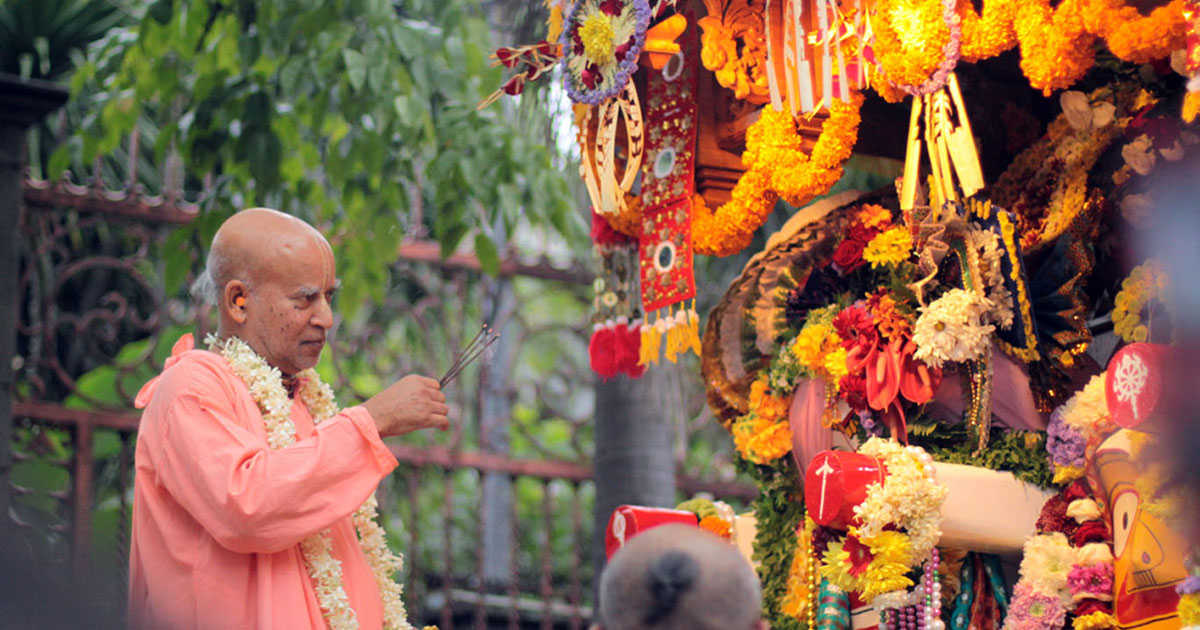 His Holines Subhag Swami Maharaj