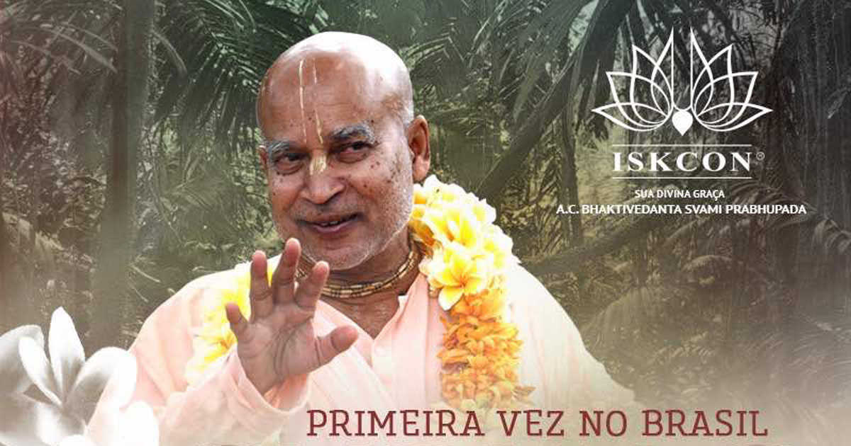 Subhag Swami - First Time in Brazil