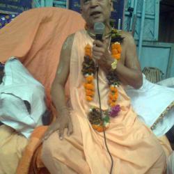 Subhag Swami Maharaj Ratha in Agartala