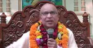 Subhag Swami - 2010 Braja Vasa ki Yogyata in Vrindavan
