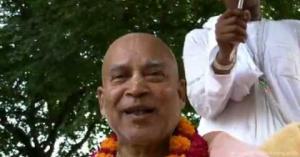 Subhag Swami - How to Think of Krishna - Goshala, Vrindavan