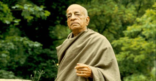 His Divine Grace A. C. Bhaktivedanta Swami Prabhupada