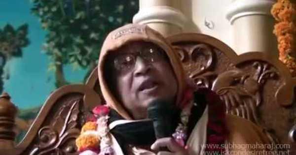 Subhag Swami - 'Caitanya Lila Panihati', ISKCON Riga