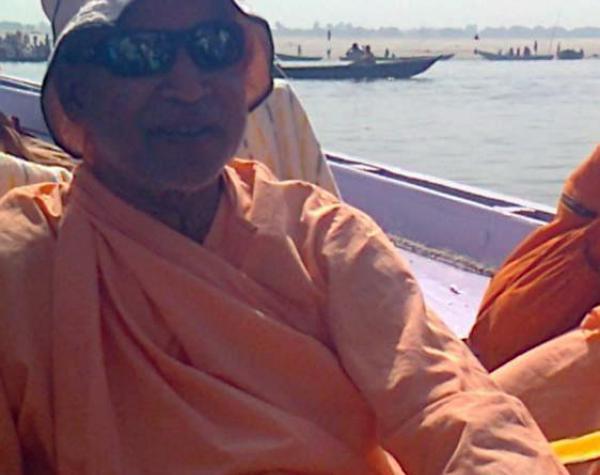 Subhag Swami Maharaj in Banaras