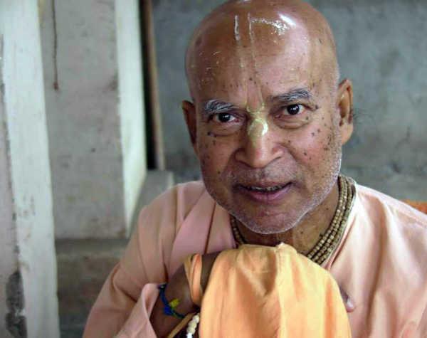 Subhag Swami Maharaj in Manipur
