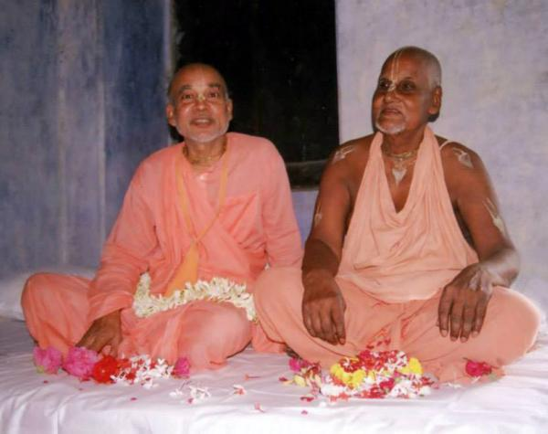 Subhag Swami Maharaj Sadhu Sanga