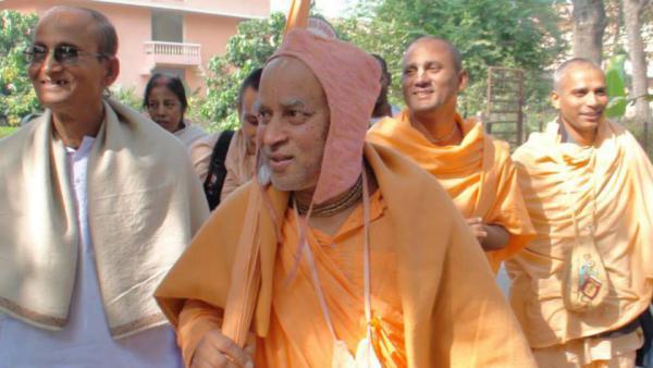 Subhag Swami Maharaj in Mayapur
