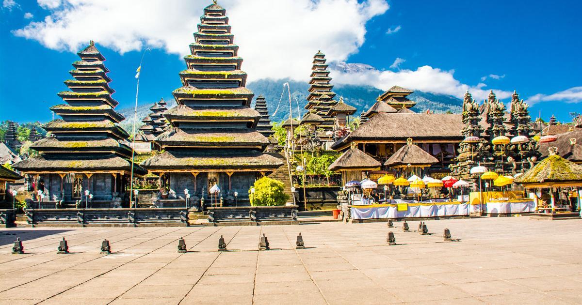 Besakih Main Temple