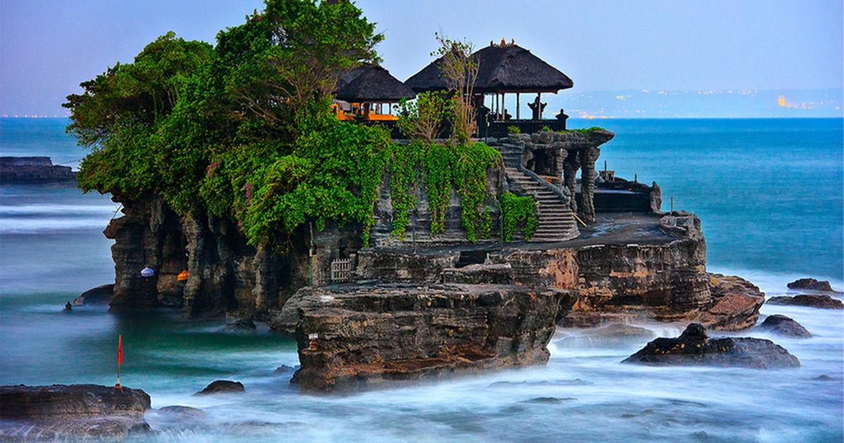 Tanah Lot Main Temple