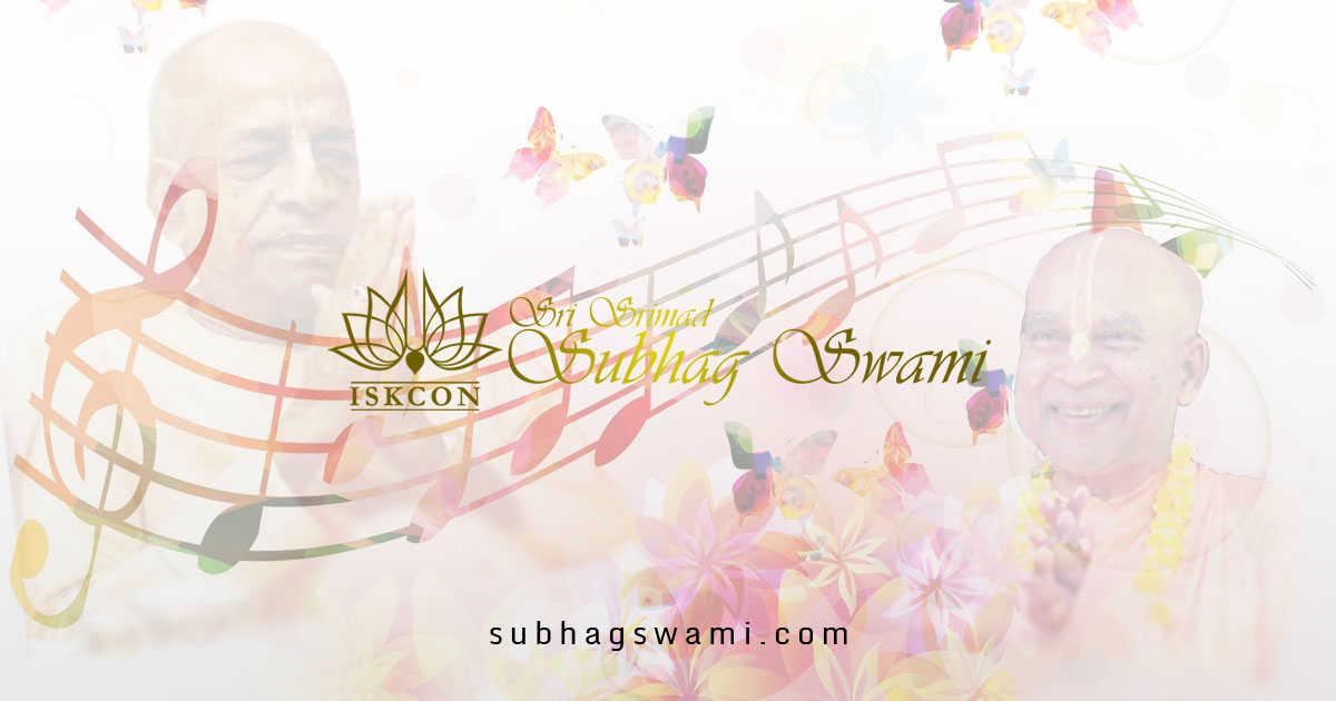Subhag Swami - Audio Gallery