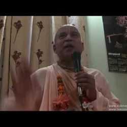 Subhag Swami - hall program, 01/02/2019, Netrakona (Bangladesh)