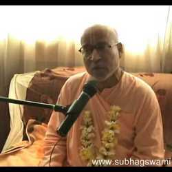 Subhag Swami - Qualities of a Devotee, Srimad Bhagavatam 07.08.31, 17 October 2017