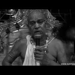 Subhag Swami - Mukta charit 'The pearl story' in Mayapur, 25 February 2018