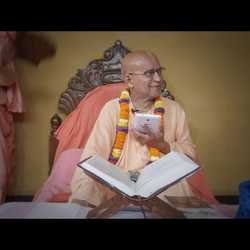 Subhag Swami - Don't hesitate to Surrender unto Krsna, S.B. 9.19.26, English - Russian