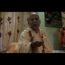 Subhag Swami - Morning Class Srimad Bhagavatam 4.22.13 - 27 April 2019