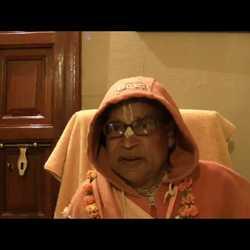 HH Subhag Swami Maharaj Morning Lecture 27.02.2020 Mayapur Part 2