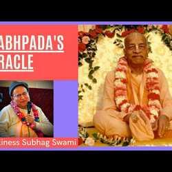 Prabhupad's Miracle