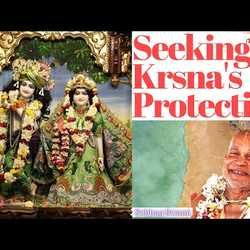 Seeking Krsna's Protection