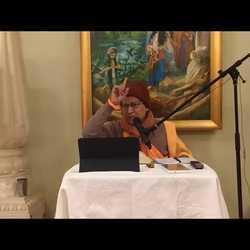 Subhag Swami - Glorification of Srimati Radharani, Russia - 09 Sep 2017