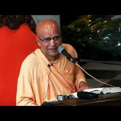 Subhag Swami - Attachment to Harinam in Chintaharan Ghat, Vrindavan 2014