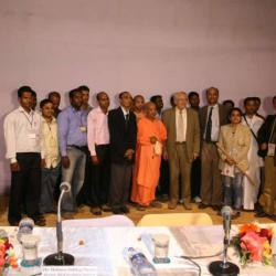 Dr. T. D. Singh Memorial Lecture on Science and Spirituality by Nobel Laureate in Chemistry, Prof. Richard Ernst