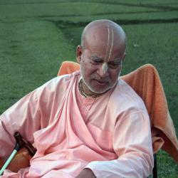 Subhag Swami Maharaj in Silchar