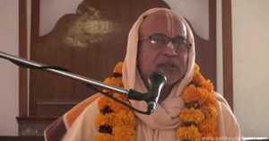 Subhag Swami - 2010 Govardhana Mahatmya in Vrindavan