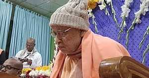 Subhag Swami - 2010 Bhakti mein Pragati ka Marg in Colon City