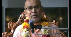 Subhag Swami - 2007-10-09 Acara hi Pracara hai at ISKCON Mumbai