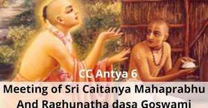 Caitanya Caritamrta Antya Lila Chapter 6 Part 2