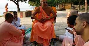 HH Subhag Swami Maharaj morning lecture 24.02.2020