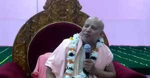 HH Subhag Swami Maharaj lecture 23.02.2020 Mayapur