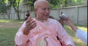 HH Subhag Swami Maharaj evening lecture on 22.02.2020 Mayapur