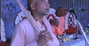 1996 Bhubaneswar Hare Krishna utsav with Srila gour govinda swami