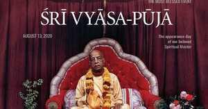 Srila Prabhupada's Vyasa Puja