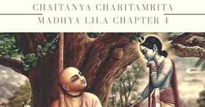 Madhavendra Puri's Devotional Service