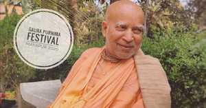 HH Subhag Swami Maharaj Evening Lecture 27.02.2020 Mayapur