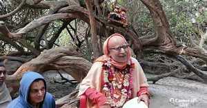 HH Subhag Swami Maharaj's morning lecture Mansarovar 10.11.2019