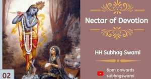 Nectar of Devotion Class 2