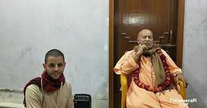 HH Subhag Swami Maharaj's evening lecture Vrindavan 16.11.2019