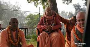 HH Subhag Swami Maharaj's morning lecture 12.11.2019