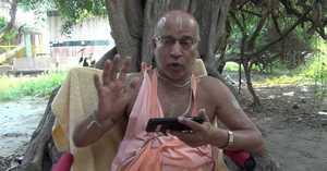 Subhag Swami - Prabhupada Arati