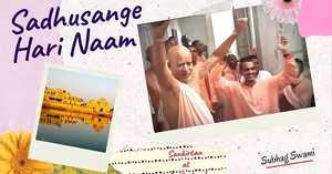 Sadhusange Hari Naam