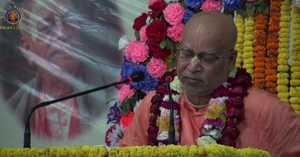 Subhag Swami - Narottam Lila in Vrindavan