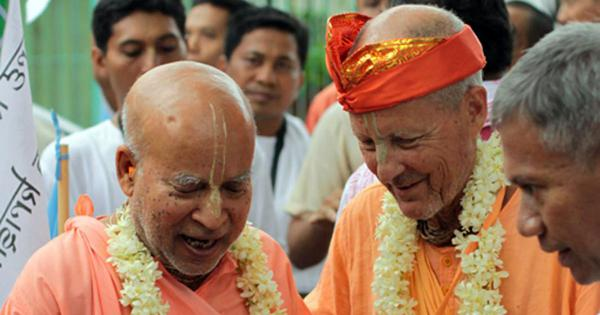 His Holines Subhag Swami Maharaj