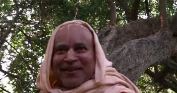 Subhag Swami - Pleasing Radharani to Please Krishna_10-November-2010_Maan Sarovar_Vrindavan