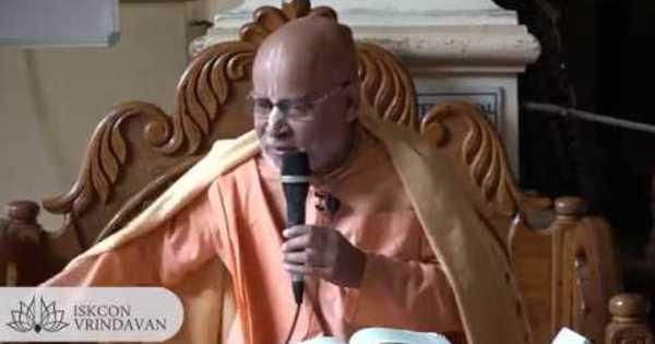 Subhag Swami - Sadhu Sanga , 27/11/2018, Pandarpur