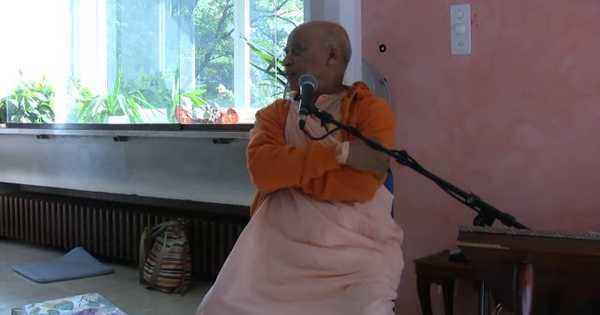 Subhag Swami - Lecture at Pandal Program Narayana Ganj, 13-02-2019
