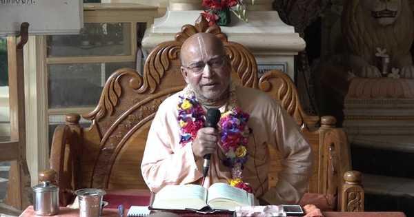 Subhag Swami - Beautiful installation of Snana Nrisingadev in ISKCON Netrakona, Bangladesh