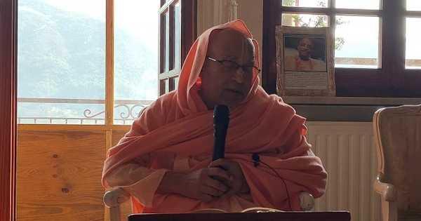 Subhag Swami - Srimad Bhagavatam 9.20.23, Radhadesh (Belgium), 12 July 2019